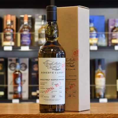 Benrinnes 'Single Malts of Scotland' 13 years old 48%