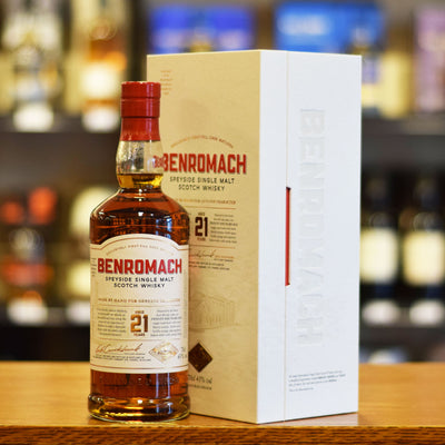 Benromach 21 years old 43%