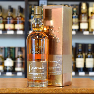 Benromach 'Chateau Cissac Wood Finish' 2009 45%