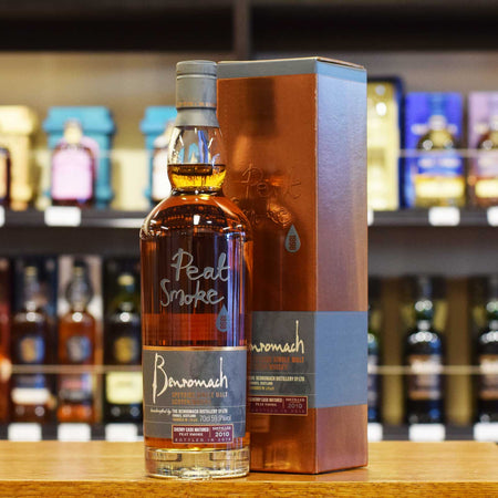 Benromach 'Peat Smoke Sherry Cask Matured' 2010 / 2018 59.9%