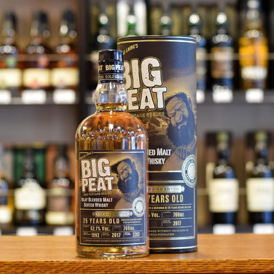 Big Peat 'Gold Edition' 25 years old 52.1%