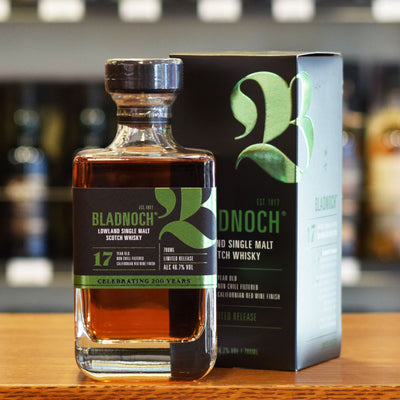 Bladnoch 17 years old 46.7%
