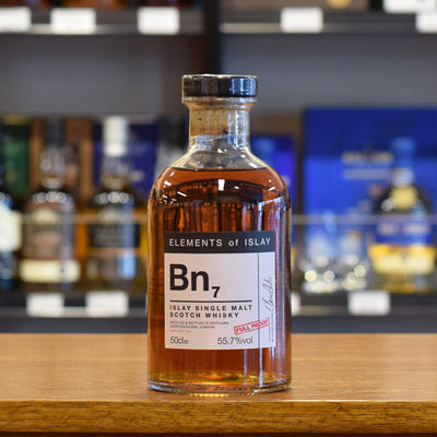 Bn7 - Elements of Islay 54.7% 500ml