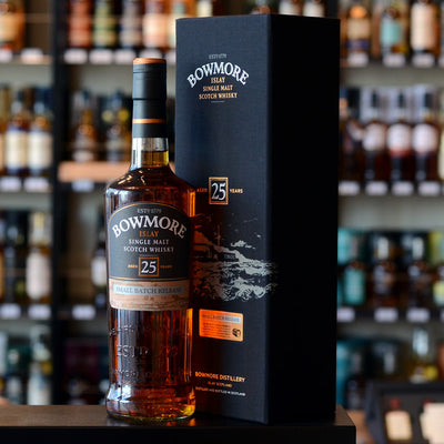 Bowmore 25 years old 43%