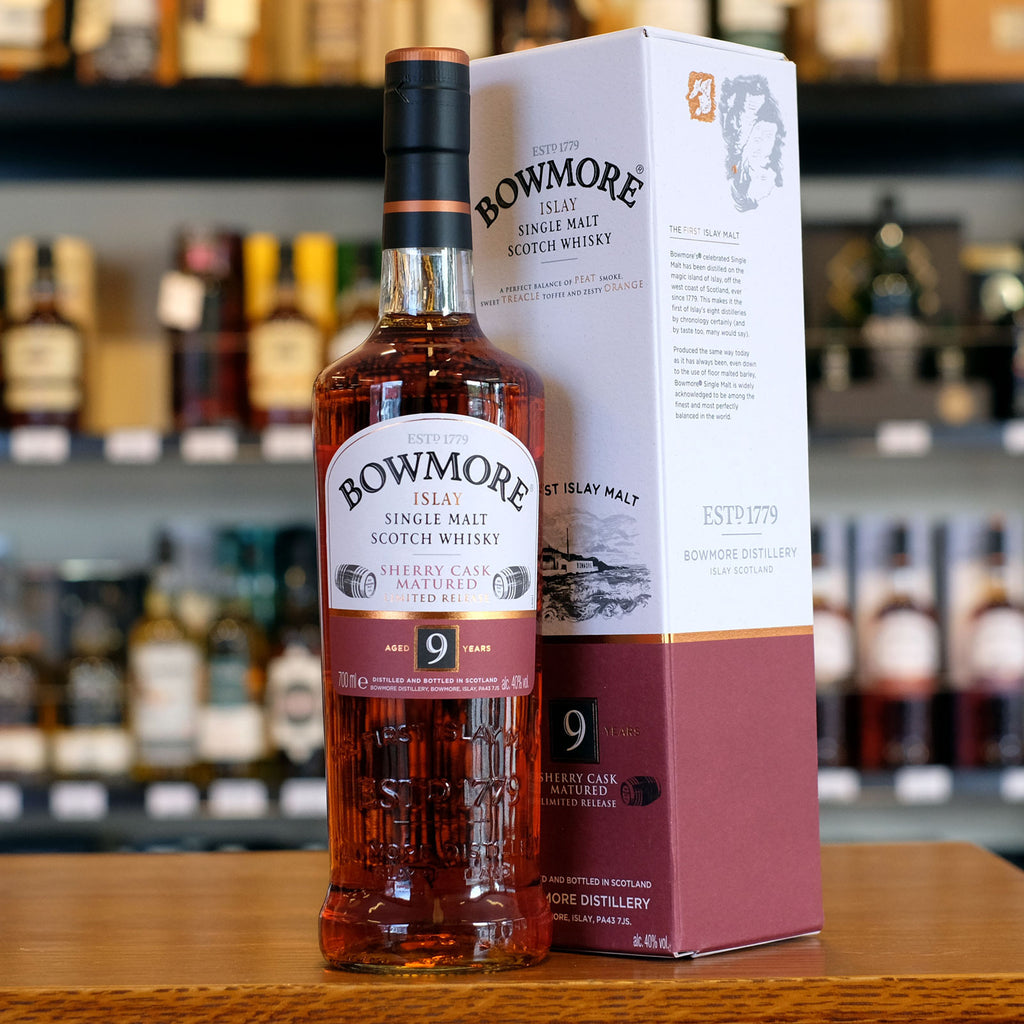 Bowmore 9 years old 40%