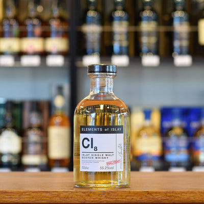 CI8 - Elements of Islay 55.2% 500ml
