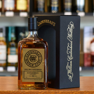 Bunnahabhain 'Cadenhead' 1999 / 16 years old 49.7%