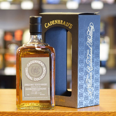 Glenrothes 'Cadenhead' 23 years old 46%