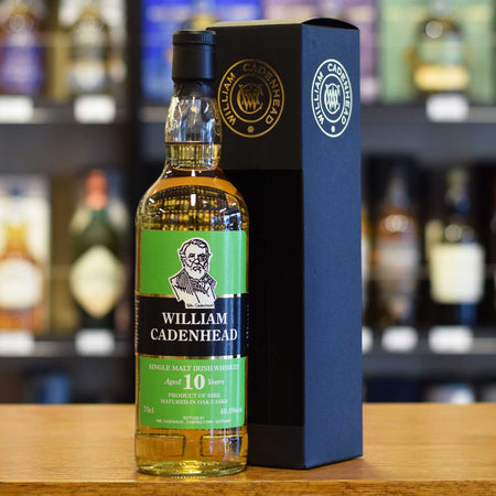 Cadenhead Irish Whiskey 10 years old 46%