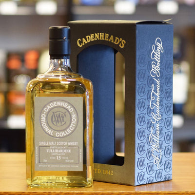 Tullibardine 'Cadenhead' 13 years old 46%