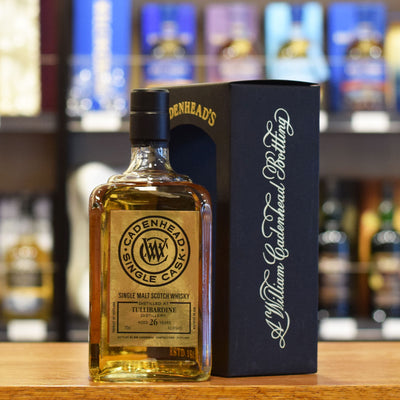 Tullibardine 'Cadenhead' 1993 / 26 years old 43.9%