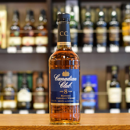 Canadian Club 8 years old 40%