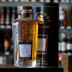 photo of Caol Ila 'Signatory' 1983 / 30 years old 51.6%