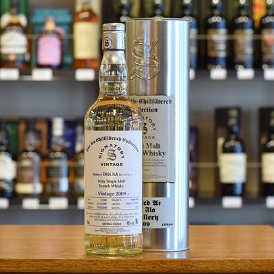 Caol Ila 'Signatory' 2009 / 8 years old 46%