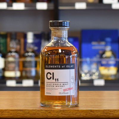 Cl11 - Elements of Islay 55.4% 500ml