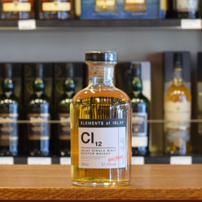 Cl12 - Elements of Islay 57.5% 500ml