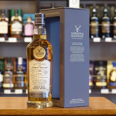 Clynelish 'Gordon & MacPhail' 1989 / 28 years old 49.3%