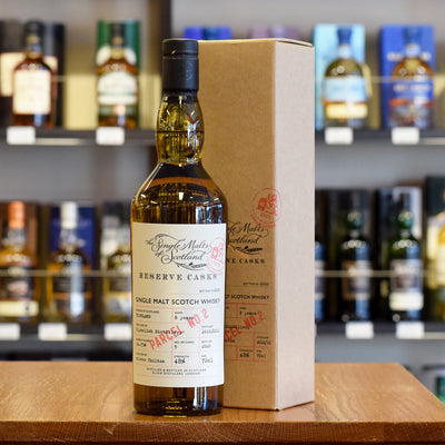 Clynelish 'Single Malts of Scotland' 8 years old 48%