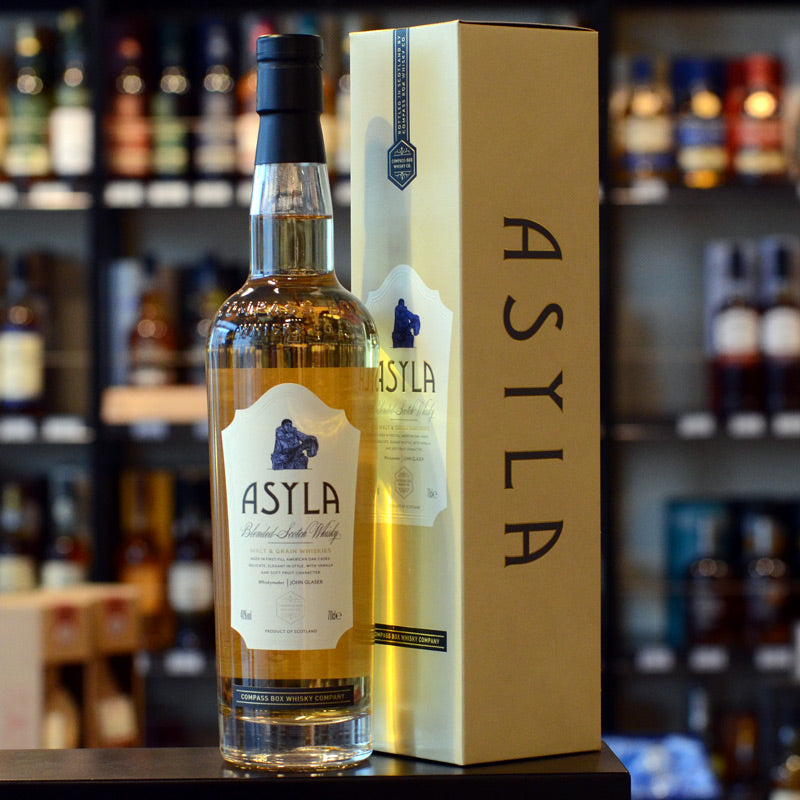 Asyla by Compass Box 40%