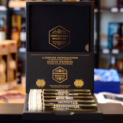 Compass Box Gift Pack 43.6%