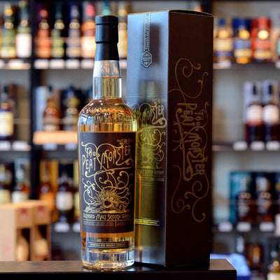 The Peat Monster by Compass Box 46%