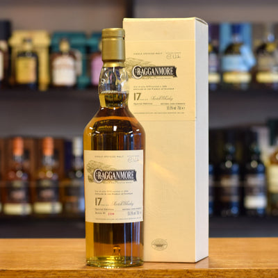 Cragganmore 1988 / 17 years old 55.5%