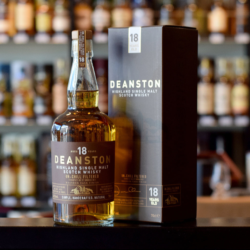 Deanston 18 years old 46.3%