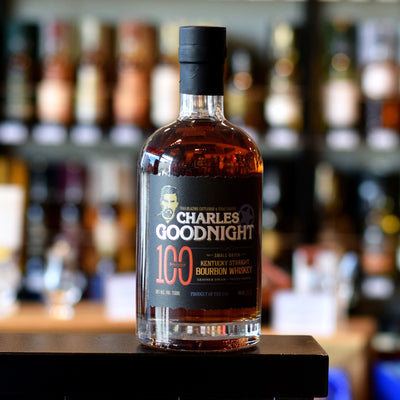 Charles Goodnight Small Batch Bourbon 50%