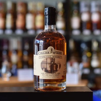 Collier and McKeel Tennessee Whiskey 43%