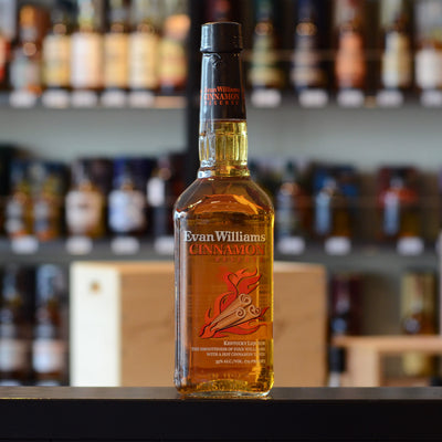 Evan Williams Cinnamon Reserve Kentucky Liqueur 35%