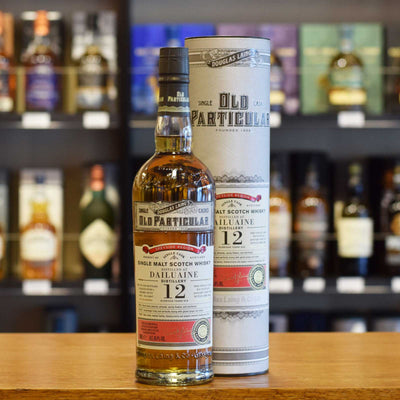 Dailuaine 'Old Particular' 2008 / 12 years old 48.4%