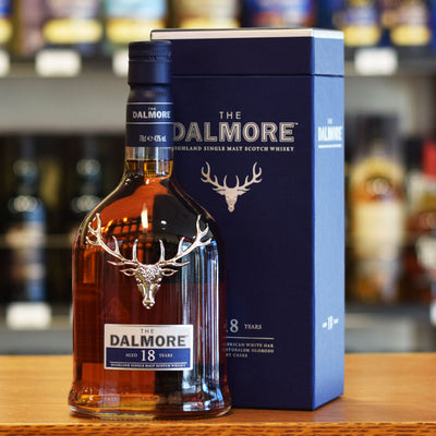 Dalmore 18 years old 43%