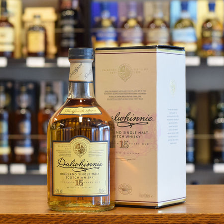 Dalwhinnie 15 years old 43%