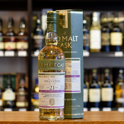Deanston 'Old Malt Cask' 1995 / 21 years old 50%