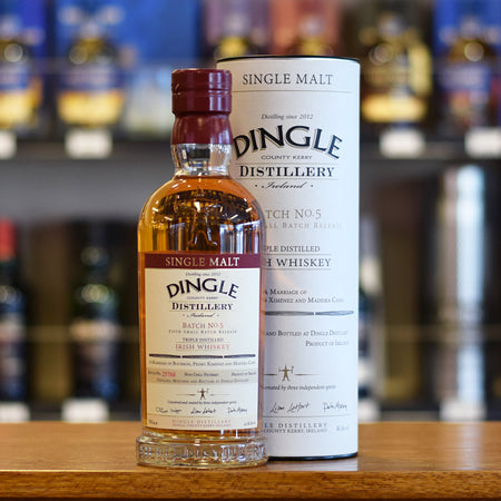 Dingle Single Malt Whiskey Batch 5 46.5%
