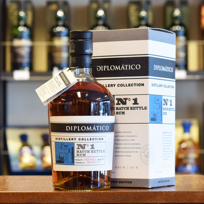 Diplomatico 'Distillery Collection No. 1 Batch Kettle Rum' 47%