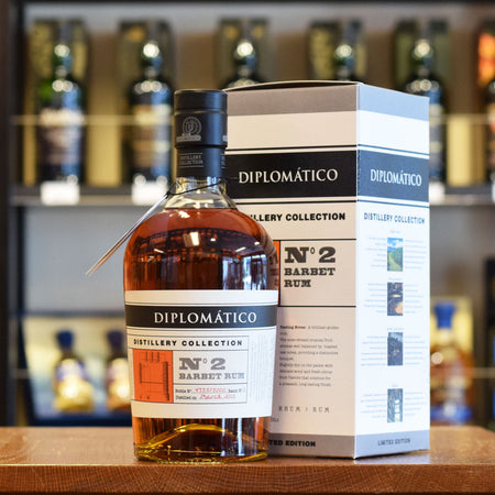Diplomatico 'Distillery Collection No. 2 Barbet Rum' 47%