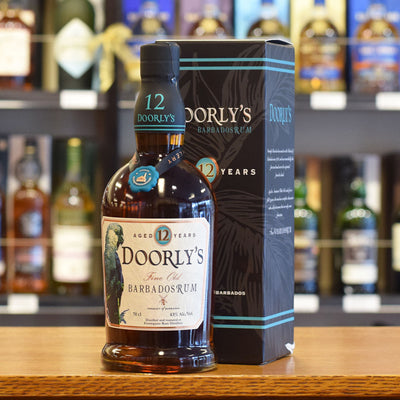 Doorly's 12 years old 40%