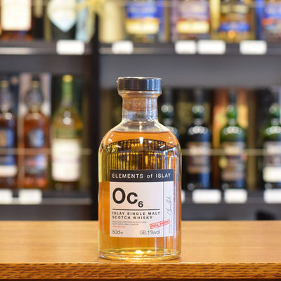 Oc6 - Elements of Islay 58.1% 500ml