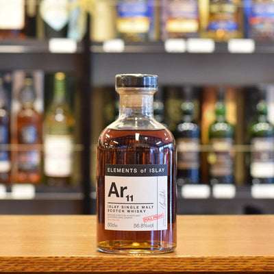 Ar11- Elements of Islay 56.8% 500ml