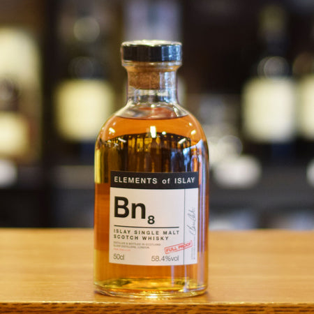Bn8 - Elements of Islay 58.4% 500ml