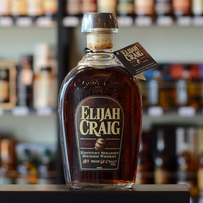 Elijah Craig Barrel Proof 70.1%
