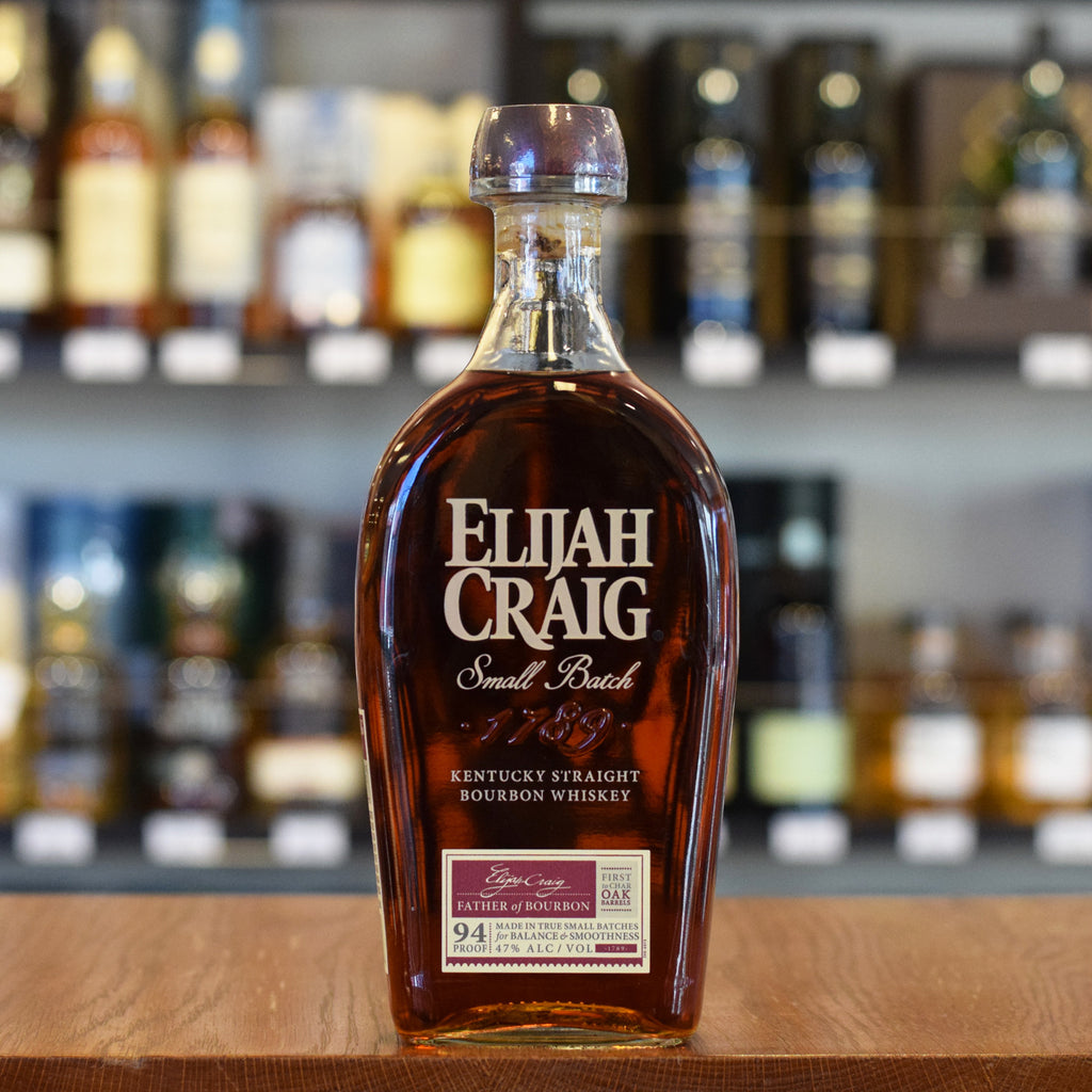Elijah Craig 'Small Batch' 47%