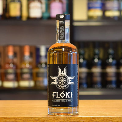 Floki 'Icelandic Young Malt First Impression' 47% 500ml