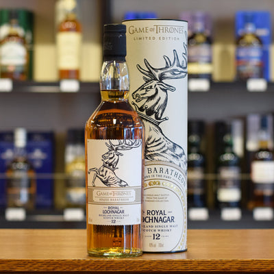 Royal Lochnagar 12 Years Old 'Game of Thrones House Baratheon' 40%