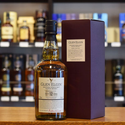 Glen Elgin 12 years old 43%