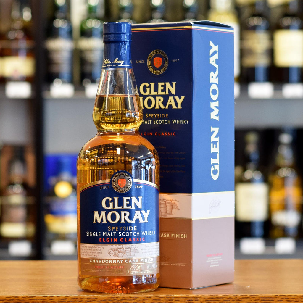 Glen Moray 'Chardonnay Cask Matured' 40%