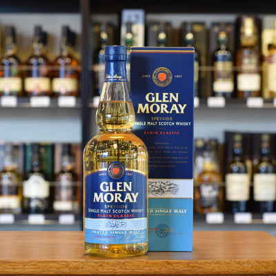 Glen Moray 'Peated' 40%