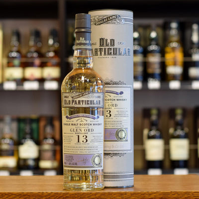 Glen Ord 'Old Particular' 2004 / 13 years old 48.4%