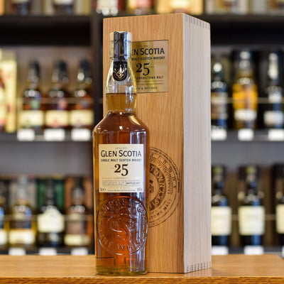 Glen Scotia 25 years old 48.8%